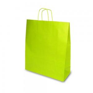 saco verde claro